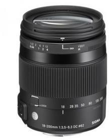 Sigma C 18-200mm f/3.5-6.3 DC Macro OS HSM Nikon