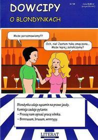 Literat Dowcipy o blondynkach - PRZEMYSŁAW ADAMCZEWSKI
