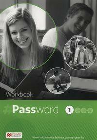 Macmillan Język angielski Password 1 LO ćwiczenia - Joanna Sobierska, Kotorowicz-Jasińska Karolina