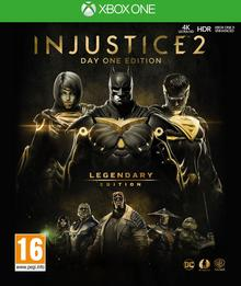 Injustice 2 Legendary Edition XONE