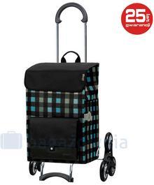 Andersen Wózek na zakupy Scala 6 Riva 119-110-80 Czarny - czarny 119-110-80