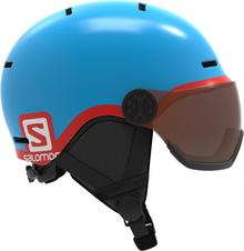 Salomon Grom Visor Blue Km 53 56