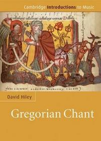 David Hiley Gregorian Chant