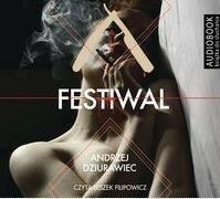Biblioteka Akustyczna Festiwal (audiobook CD) - Andrzej Dziurawiec