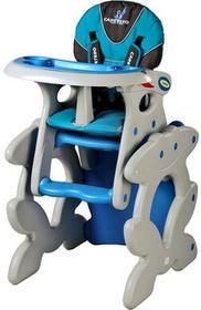 Caretero Krzesełko + Stoliczek Primus Blue