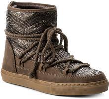 Inuikii Buty Sneaker Vintage Seq. 20205 Dark Brown