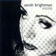Encore CD Sarah Brightman