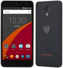 Wileyfox Swift 16GB Dual Sim Czarny