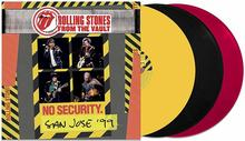 The Rolling Stones From The Vault No Security San Jose 1999 3Vinyl)