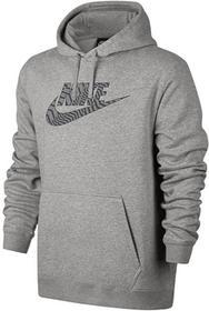 """Nike Bluza NSW Hoodie PO FLC GX 2 \""""Grey"""" 861726-063 861726-063"""