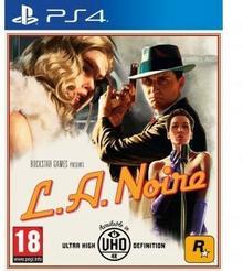 L.A Noire PS4
