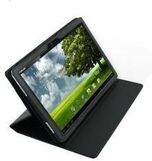 ASUS Navitech czarne Executive Premium skórzane Flip-torba do noszenia z regulowanym stojakiem taca dla Eee Pad Transformer TF101 10.1 inch urządzenie PC tablet 32 GB Android 3,0 Honeycomb