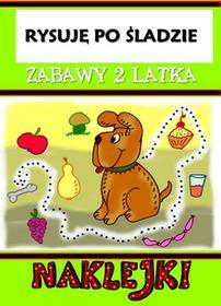 Love Books Rysuję po śladzie Zabawy 2-latka Agnieszka Wileńska