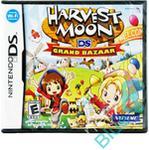 Harvest Moon Grand Bazaar NDS