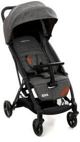 CoTo Baby Riva, Wózek spacerowy, Len Grey