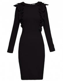 Yuliya Babich Sukienka czarna