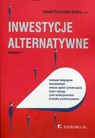 CeDeWu Inwestycje alternatywne - Izabela Pruchnicka-Grabias