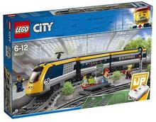LEGO POCIĄG PASAŻERSKI 60197
