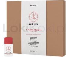 Kemon ACTYVA P Factor Intensive Lotion Donna kuracja przeciw wypadaniu włosów dla kobiet 12 x 6 ml KAA4007
