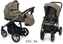 Baby Design Husky 2018 3w1, kol. 04