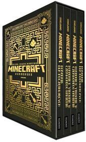 Minecraft - Zestaw kolekcjonerski. Poradniki - Egmont