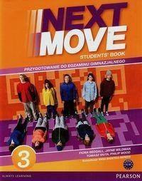 PEARSON Fiona Beddall, Jayne Wildman, Tomasz Siuta Next Move 3. Podręcznik