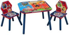 Delta Delta Psi Patrol Stolik z krzesełkami dla dzieci TT89528PW