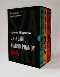W.A.B. / GW Foksal Uwikłanie / Ziarno prawdy / Gniew - Zygmunt Miłoszewski