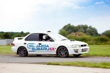 Szkolenie rajdowe na Subaru Impreza STI Wrocław II etap
