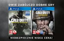 Call of Duty WWII + Infinite Warfare PS4