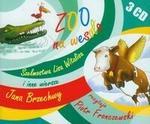 Agoy ZOO na wesoło. Szelmostwa Lisa Witalisa i inne wiersze (audiobook 3xCD) - Jan Brzechwa