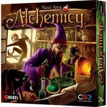 Rebel Alchemicy (Alchemists) 7535