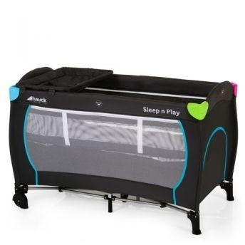 Hauck Łóżeczko łóżeczka turystyczne Sleep N Play Center Multicolor black 600535