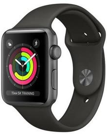 Apple Watch 3 38mm Aluminium / Gwiezdna szarość