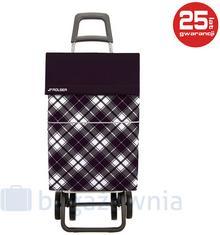 ROLSER Wózek na zakupy DOS+2 CAPRI Czarno biały