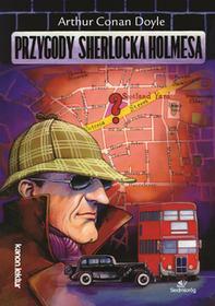 Siedmioróg Przygody Sherlocka Holmesa, klasyk literatury angielskiej - Arthur Conan Doyle