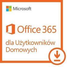 Microsoft Office 365 Premium dla Użytkowników Domowych