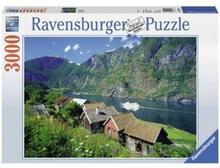 Ravensburger RAVEN. 3000 Norwegia, Sognefjord PR-170630