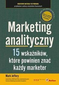 OnePress Marketing analityczny 15 wskaźników, które powinien znać każdy marketer - Mark Jeffery