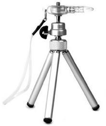 Ideal Solution ID-idigi pod S20Mini statyw do aparatów kompaktowych kolor srebrny IDigipod S20
