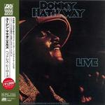 Donny Hathaway Live [CD] Donny Hathaway