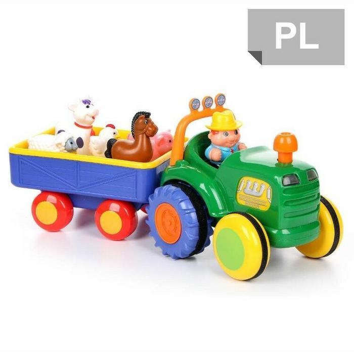Dumel Discovery Traktor Farmer 25057