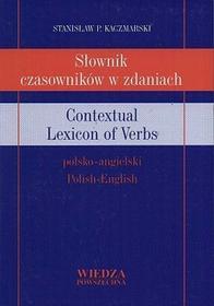 Słownik czasowników w zadaniach, polsko - angielski - Stanisław P. Kaczmarski