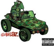 Gorillaz Winyl