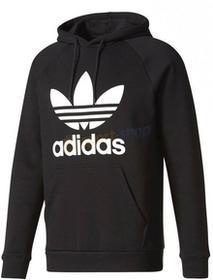 Adidas Originals Bluza z kapturem męska Trefoil Hoodie Originals czarna) 12h BR4852