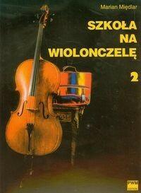 Polskie Wydawnictwo Muzyczne Szkoła na wiolonczelę 2 Międlar Marian