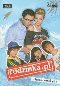 Telewizja Polska S.A. Rodzinka.pl Sezon 1. DVD Karol Klementewicz, Kuba Wecsile