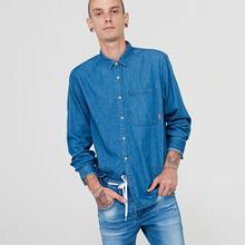 Cropp Cropp - Koszula casual - Niebieski
