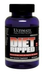 ULTIMATE NUTRITION Diet Ripped 120 kaps 3EB9-53778
