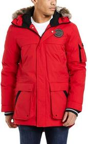 Bench Nomens Parka Red RD012) rozmiar M
